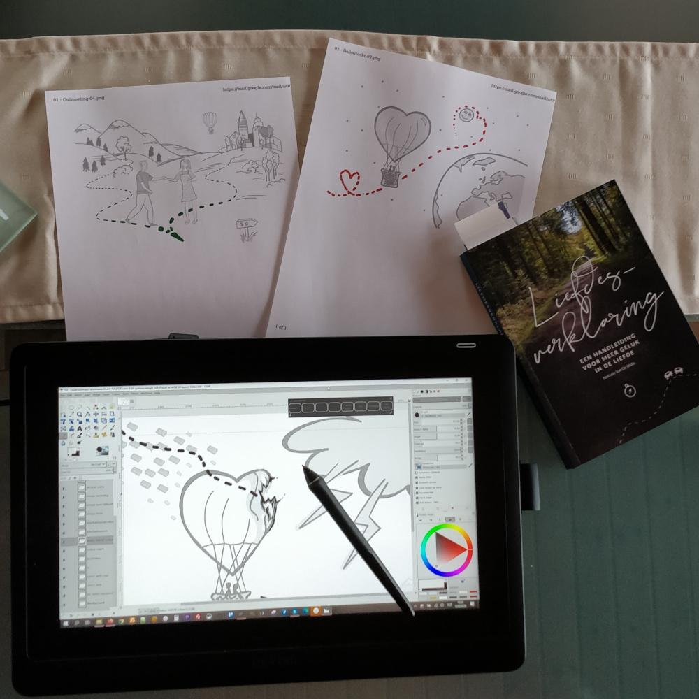 boekillustratie-Liefdesverklaring-nathalieVanDeWalle-AurealisCreatief