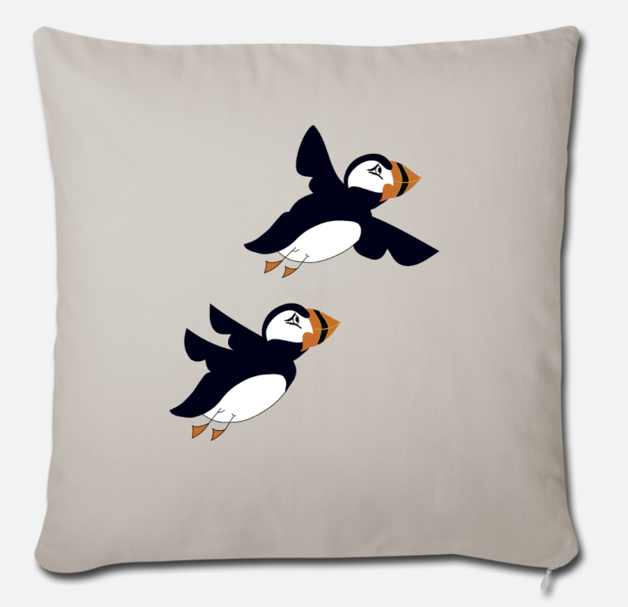 puffins-pillow-redbubble