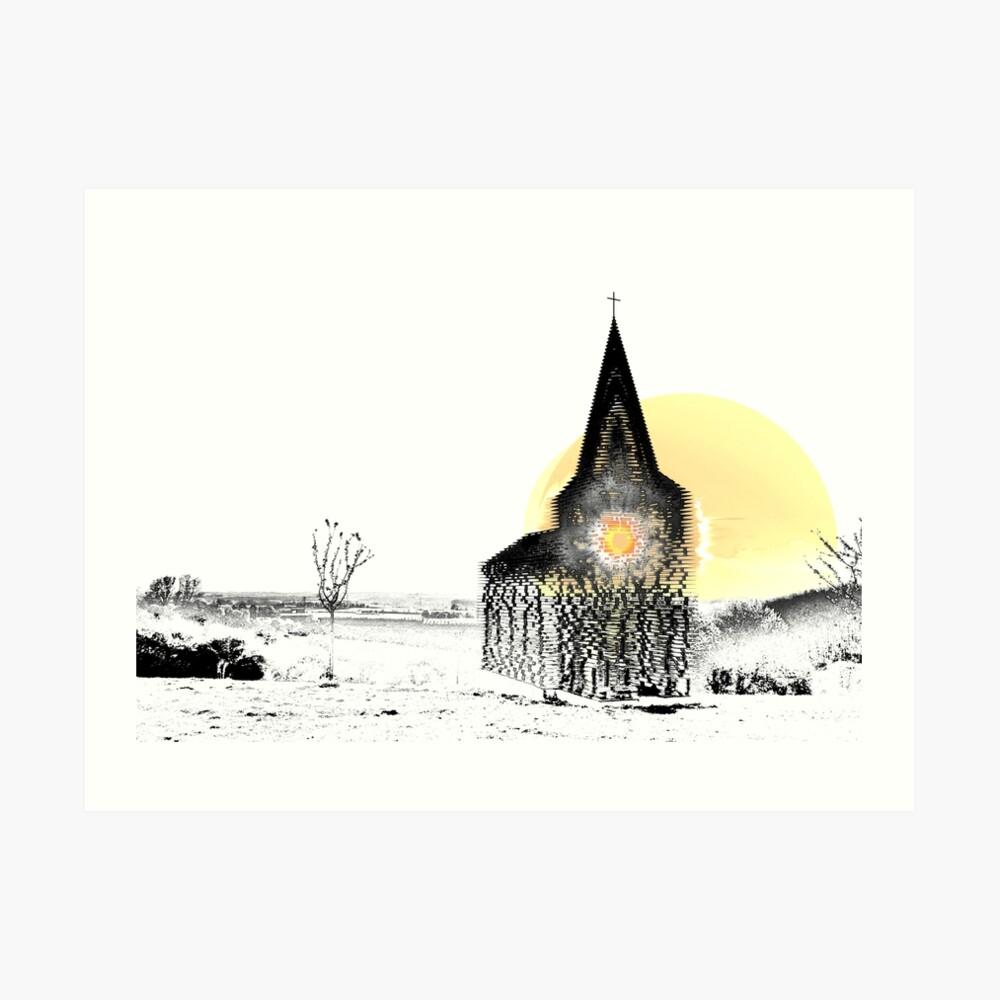 Doorkijkkerk-Borgloon-grafisch-illustrator-AurealisCreatief