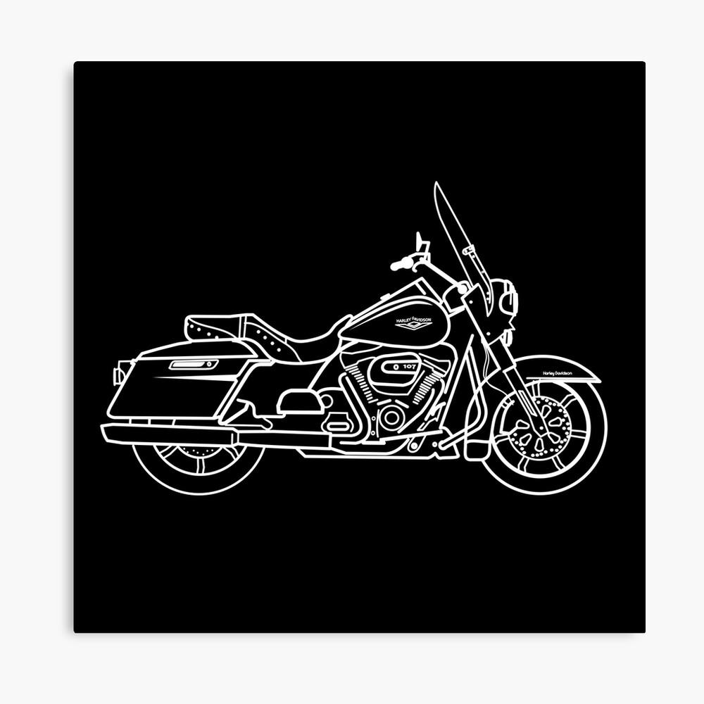 Harley Davidson motorcycle design - Aurealis creatief - grafische designer