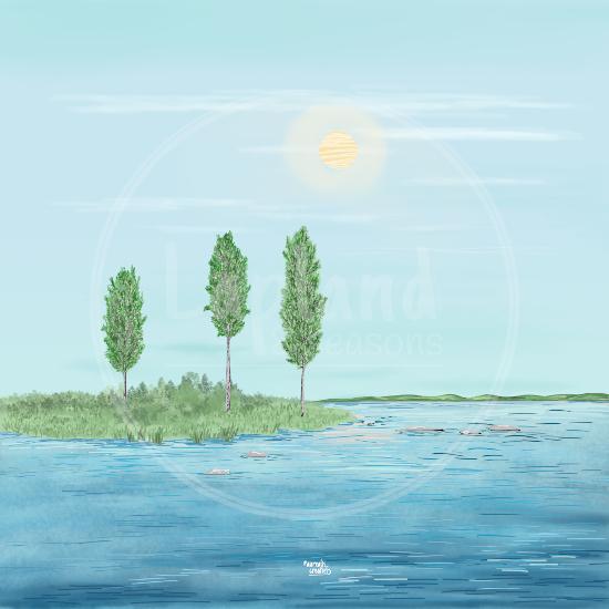 Midnightsun-Summer-Lapland8Seasons