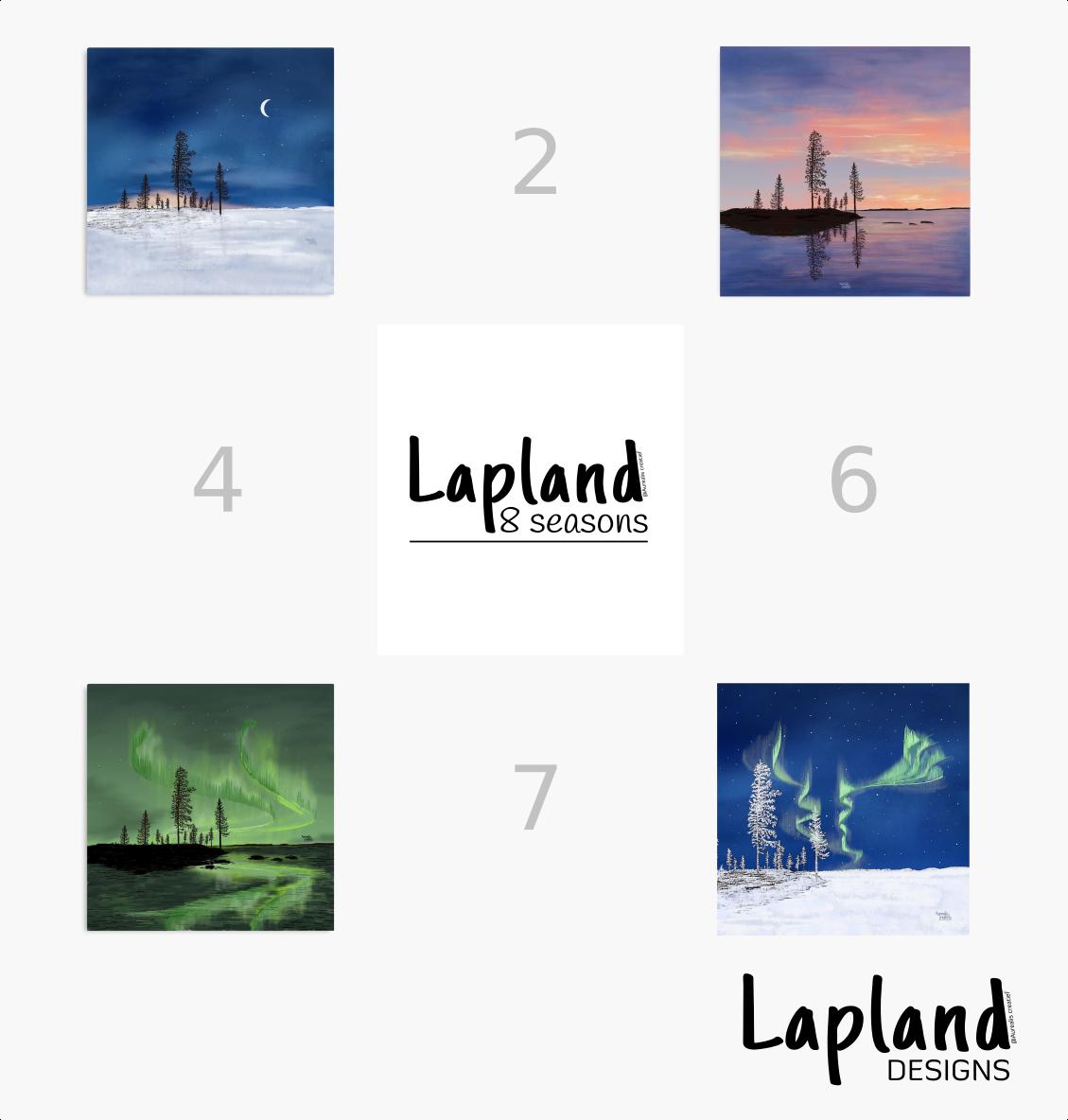 Lapland8Seasons - artvsartist