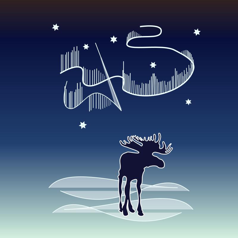 Northernlights-Moose-scandinavia