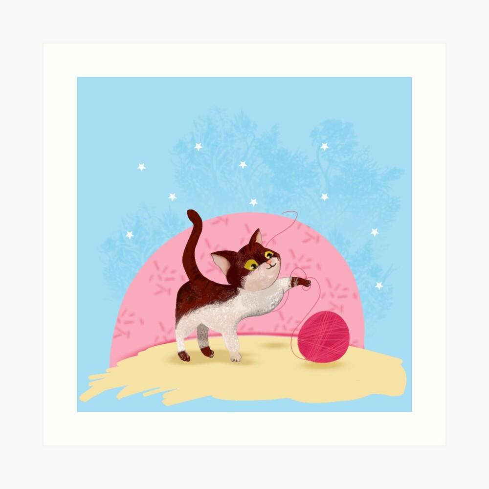 Spelend-katje-design-aurealisCreatief