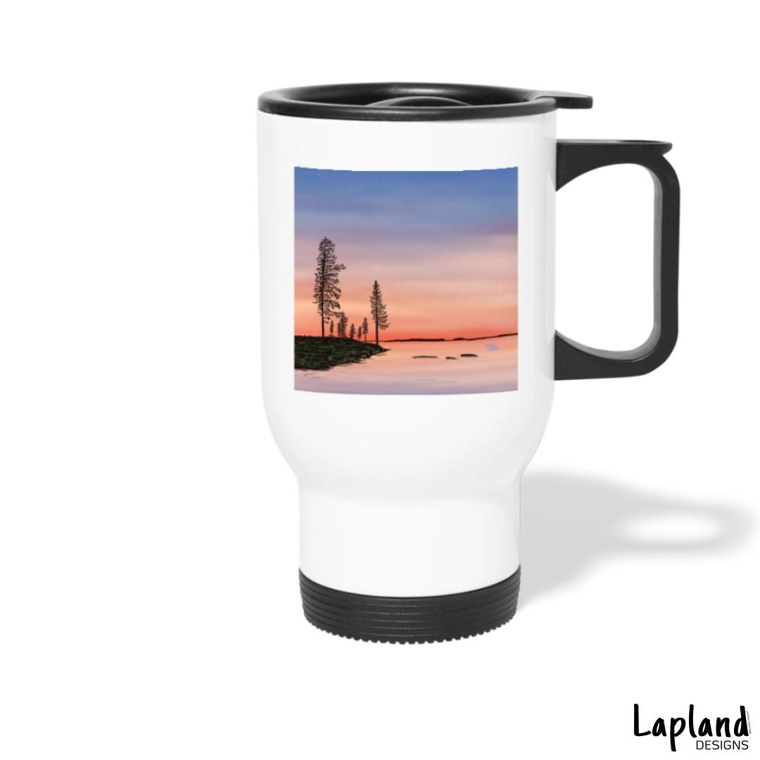 SummerOnitsEnd-Lapland-illustratie Aurealis Creatief